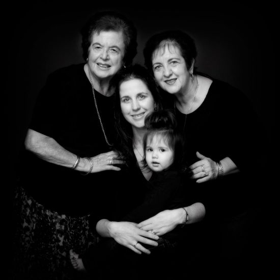 Multi Generational Family Photography Perth